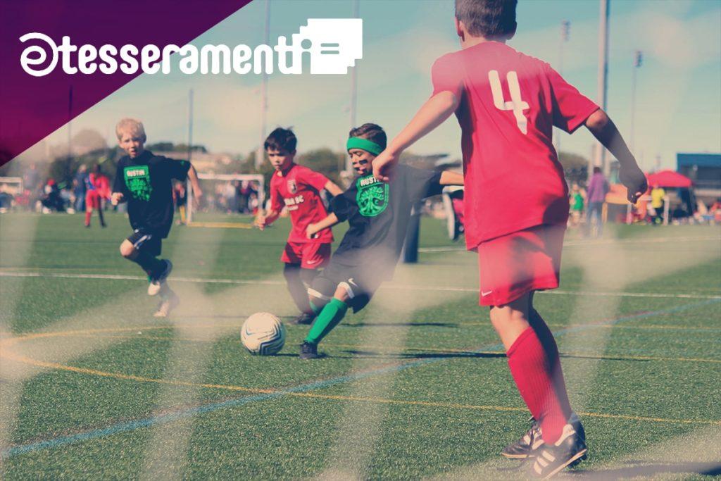 AMC eTesseramenti Associazioni Sportive